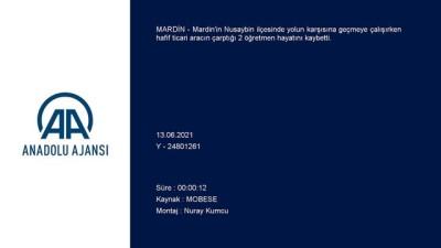 Mardin'de Iki Aile Arasinda Çikan Silahli Kavgada 1 Kisi Öldü, 4 Kisi Yaralandi