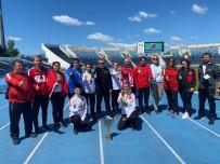 Özel Sporcular Kadin Para Atletizm Milli Takimi, Dünya Sampiyonu