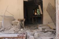 SİVİL SAVUNMA - PKK'nin Afrin'de Saldirdigi Hastane Harabeye Döndü