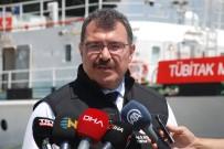 ALSANCAK - TÜBITAK Baskani Prof. Dr. Mandal'dan Müsilaj Açiklamasi