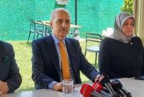 YENİ ANAYASA - AK Parti Genel Baskanvekili Kurtulmus'tan Yeni Anayasa Açiklamasi