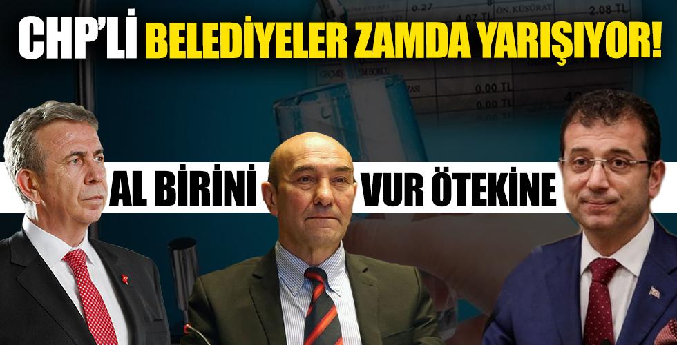 AK Partili İstanbul, Ankara ve İzmir il başkanları illerindeki su zamlarını eleştirdi