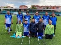 ERCIYES - Anadolu Erciyes Engelliler Süper Lig'de Kalmakta Kararli