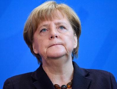 Angela Merkel'den Çin açıklaması!