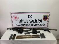 ELEKTRİK KABLOSU - Bitlis'te 1 Terörist Silahi Ile Birlikte Etkisiz Hale Getirildi