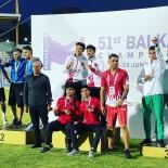 ORÇUN - Bozüyüklü Atletler Balkan Sampiyonu Oldu