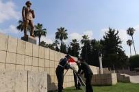 ORGENERAL - Jandarma Teskilatinin 182. Kurulus Yildönümü Mersin'de Kutlandi