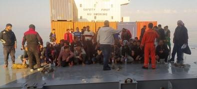Kahraman Türk Kaptan, 97 Kaçak Göçmeni Ölümden Kurtardi