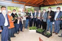 ENGİN ÖZTÜRK - Körfez'de 70 Bin Fide Çiftçiye Ulastirildi