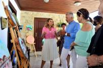 ARNAVUT - Kosovali Kadin Sanatçilar Side'de Sergi Açti