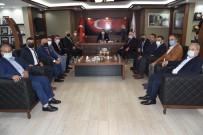 ERDEMIR - MHP, Tersanelerde Askeri Gemi Yapimini Gündeme Getirecek