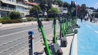 ÖLÜMLÜ - (Özel) Elektrikli Scooterlar Kazaya Davetiye Çikartiyor
