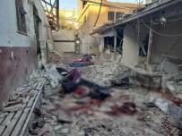 SİVİL SAVUNMA - PKK'nin Saldirdigi Hastane Harabeye Döndü!
