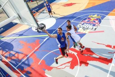 Red Bull Half Court'ta Ilk Finalistler Belli Oldu