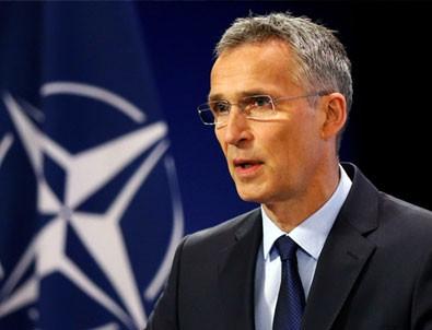 Stoltenberg'ten NATO Zirvesi sonrası açıklamalar!