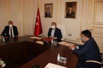 ZIYA POLAT - Yozgat'ta Süt Toplama Projesi Imzalandi