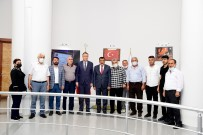 SELAHATTIN GÜRKAN - AK Parti Yerel Yönetimlerden Baskan Gürkan'a Ziyaret