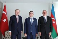 ALIYEV - Aliyev'den Haluk Bayraktar'a Karabag Nisani