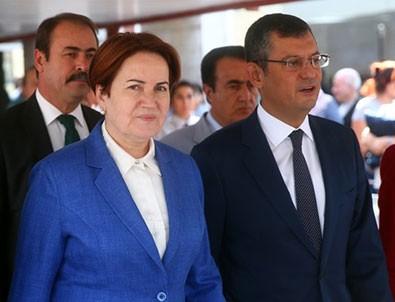 CHP'li Özel'den Akşener'i kızdıracak sözler!