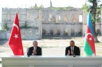 ALIYEV - Cumhurbaskani Aliyev Açiklamasi 'Susa Deklarasyonu Ile Azerbaycan-Türkiye Iliskileri Yeni Bir Asamaya Geldi'