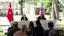 ALIYEV - Cumhurbaskani Erdogan, Azerbaycan Cumhurbaskani Aliyev Ile Susa'da At Yarisi Izledi
