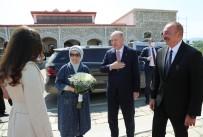 ALIYEV - Cumhurbaskani Erdogan, Susa'da Resmi Törenle Karsilandi
