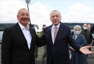 Cumhurbaşkanı Erdoğan Şuşa'da!