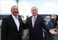 ŞUŞA  - Cumhurbaşkanı Erdoğan Şuşa'da!