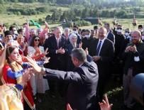 ALIYEV - Cumhurbaskani Erdogan, Susa'daki Tarihi Yerleri Gezdi