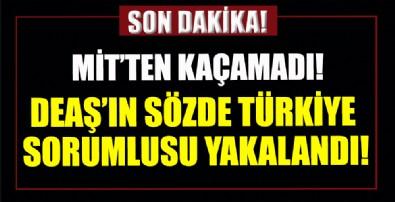 DEAŞ'ın sözde 'Türkiye vilayeti sorumlusu' Kasım Güler Türkiye'ye getirildi