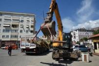 EDREMIT BELEDIYESI - Edremit'teki Tarihi Top Harbiye'de Restore Edilecek