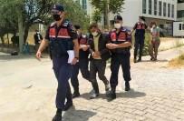 ELEKTRİK KABLOSU - Hirsiz Sevgililer Çaldiklari 70 Bin TL'lik Kabloyu Eritirken Yakalandi