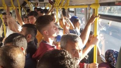 İmamoğlu 'toplu taşımada çileye devam' dedi