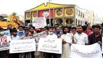 YÜKSEK MAHKEME - Karaçi'de Kaçak Yapilarin Yikilmamasi Için Direnenler Polisle Çatisti