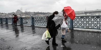 Meteorolojiden İstanbul için son dakika kuvvetli yağış uyarısı! 15 Haziran hava durumu raporu