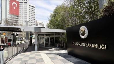 Türkiye'den skandal bildiriye sert tepki: Hiçbir anlamı ve değeri yoktur