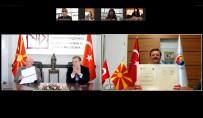 AVRO - Türkiye - Kuzey Makedonya TSO Forumu Kurulus Anlasmasi Imzalandi