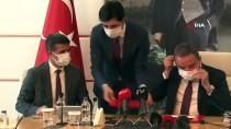 MEHMET AKGÜN - Antalya Büyüksehir Belediyesi Maaslarin Ödenecegi Bankayla Anlasmadan Dogan Promosyonu Isçilere Verecek