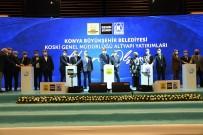 ELEKTRİK ENERJİSİ - Baskan Altay Açiklamasi '507 Milyonluk Yatirimla Konya'nin Altyapisini Güçlendiriyoruz'