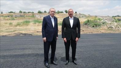 Başkan Erdoğan'dan Azerbaycan Meclisi'nde önemli açıklamalar