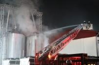 GÜBRE - Enerji Üretim Fabrikasindaki Yangin Büyümeden Söndürüldü