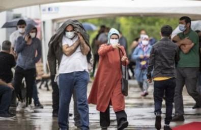 İstanbul'da 15 Haziran 2021'de koronavirüs aşı rekoru kırıldı