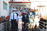 PEGASUS - Kas'ta Su Alti Müzesi Gün Sayiyor