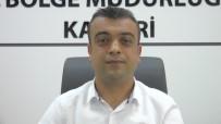 HAVA DURUMU - Kayseri'de Hafta Sonu Sicakliklar Artacak