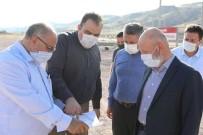 KURBAN KESİMİ - Kocasinan'da Kayseri'de Tel Türkiye'de Örnek Olan Kurban Hizmeti Erkilet'e Tasiniyor