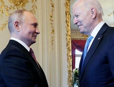 Kritik görüşmenin ardından Putin'den ilk açıklama!