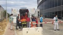 SİVİL SAVUNMA - Kusadasi Devlet Hastanesi'nde Tatbikat Yapildi