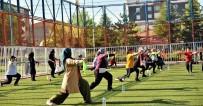 ORGENERAL - Parklarda Spor Basladi