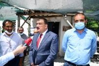 SELAHATTIN GÜRKAN - Yukariörükçü Camii'nin Tescili Için Çalismalar Basladi