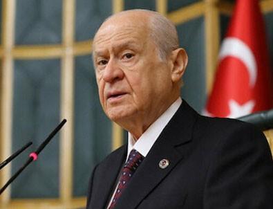 Bahçeli'den HDP il binasında yaşanan saldırıya ilişkin açıklama!